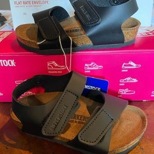 Birkenstock Palu black 8 narrow new